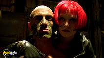 A still #10 from Blade 2 with Daz Crawford and Marit Velle Kile