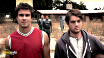 A still #1 from John Dies at the End (2012) with Rob Mayes and Chase Williamson