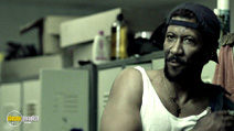 A still #3 from The Machinist with Reg E. Cathey