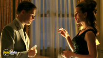 A still #7 from Catch Me If You Can with Leonardo DiCaprio and Jennifer Garner