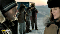 A still #5 from Whiteout with Kate Beckinsale and Tom Skerritt