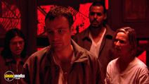 A still #11 from Cube with Maurice Dean Wint, David Hewlett, Nicole de Boer and Nicky Guadagni