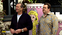 A still #18 from Modern Family: Series 2 with Ed O'Neill and Eric Stonestreet