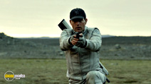 A still #4 from Oblivion with Tom Cruise