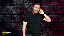 Still #8 from Ricky Gervais: Live IV: Science