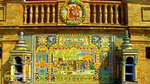 Still #3 from A Musical Journey: Seville, Granada