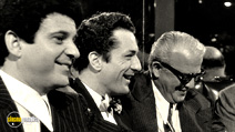 A still #6 from Raging Bull with Robert De Niro, Nicholas Colasanto and Joe Pesci