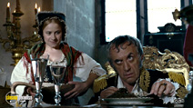 A still #15 from The Brothers Grimm with Jonathan Pryce