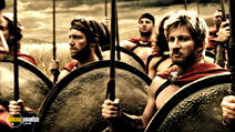 A still #7 from 300 with David Wenham
