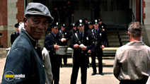 A still #4 from The Shawshank Redemption with Morgan Freeman