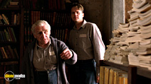A still #6 from The Shawshank Redemption with Tim Robbins and James Whitmore