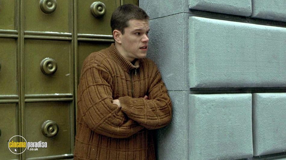 The Bourne Identity online DVD rental