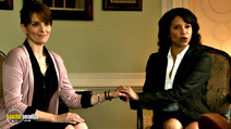 A still #3 from Admission with Gloria Reuben and Tina Fey