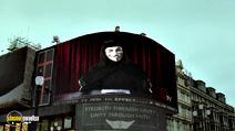 A still #5 from V for Vendetta