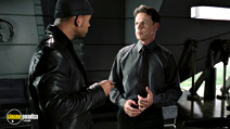 A still #7 from I, Robot with Bruce Greenwood