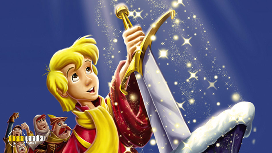 Sword in the Stone online DVD rental