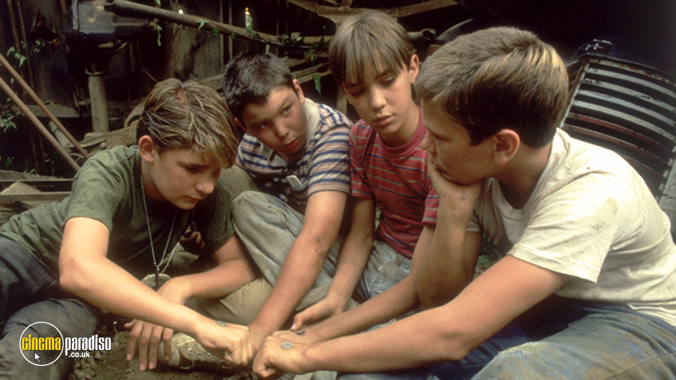 Stand by Me online DVD rental