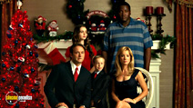 A still #8 from The Blind Side with Sandra Bullock, Tim McGraw, Jae Head, Quinton Aaron and Lily Collins