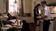 A still #2 from American Beauty with Wes Bentley, Chris Cooper and Allison Janney