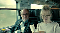 A still #2 from Le Week-End with Jim Broadbent and Lindsay Duncan