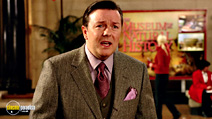 A still #3 from Night at the Museum with Ricky Gervais