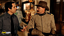 A still #6 from Night at the Museum with Robin Williams and Ben Stiller