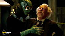 A still #8 from Hellboy with Doug Jones and John Hurt