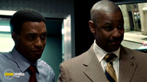A still #17 from Inside Man with Denzel Washington and Chiwetel Ejiofor