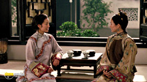 A still #7 from Crouching Tiger, Hidden Dragon with Michelle Yeoh and Ziyi Zhang