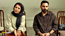 A still #2 from Nader and Simin: A Separation with Leila Hatami and Peyman Moaadi