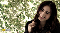 A still #7 from Stuck in Love with Lily Collins
