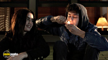 A still #9 from Stuck in Love with Lily Collins and Nat Wolff