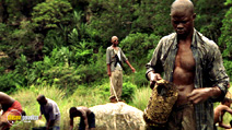 A still #5 from Blood Diamond with Djimon Hounsou
