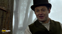 A still #6 from The Prestige with Andy Serkis