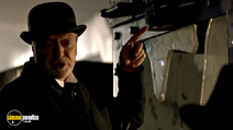 A still #8 from The Prestige with Michael Caine