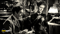 A still #3 from Kind Hearts and Coronets with Dennis Price