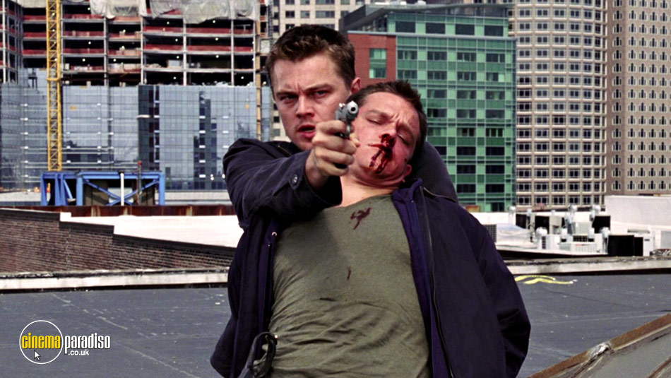 The Departed online DVD rental