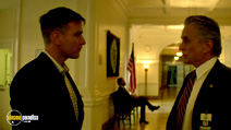 A still #16 from Haywire (2011) with Ewan McGregor and Michael Douglas