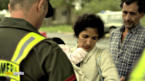 A still #14 from Las Acacias (2011) with Hebe Duarte and Germán de Silva