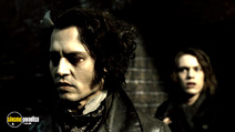A still #2 from Sweeney Todd: The Demon Barber of Fleet Street with Johnny Depp