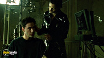 A still #2 from The Matrix with Keanu Reeves