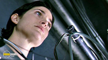 A still #4 from The Matrix with Carrie-Anne Moss