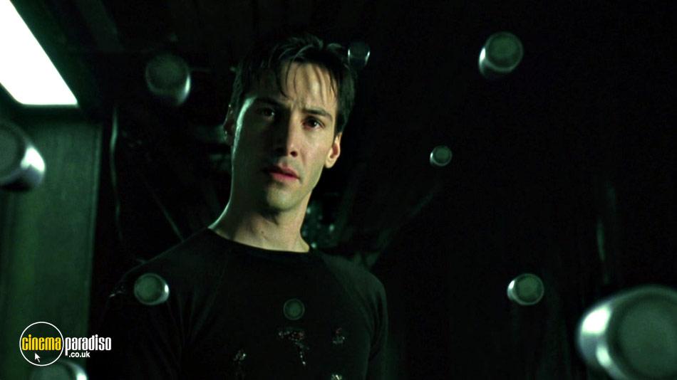 The Matrix online DVD rental