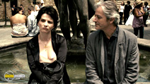 A still #13 from Certified Copy (2009) with Juliette Binoche and William Shimell