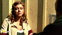 A still #3 from Legion with Adrianne Palicki