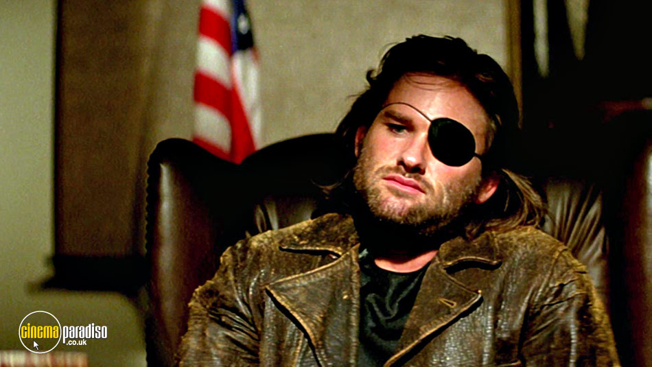 Escape from New York online DVD rental