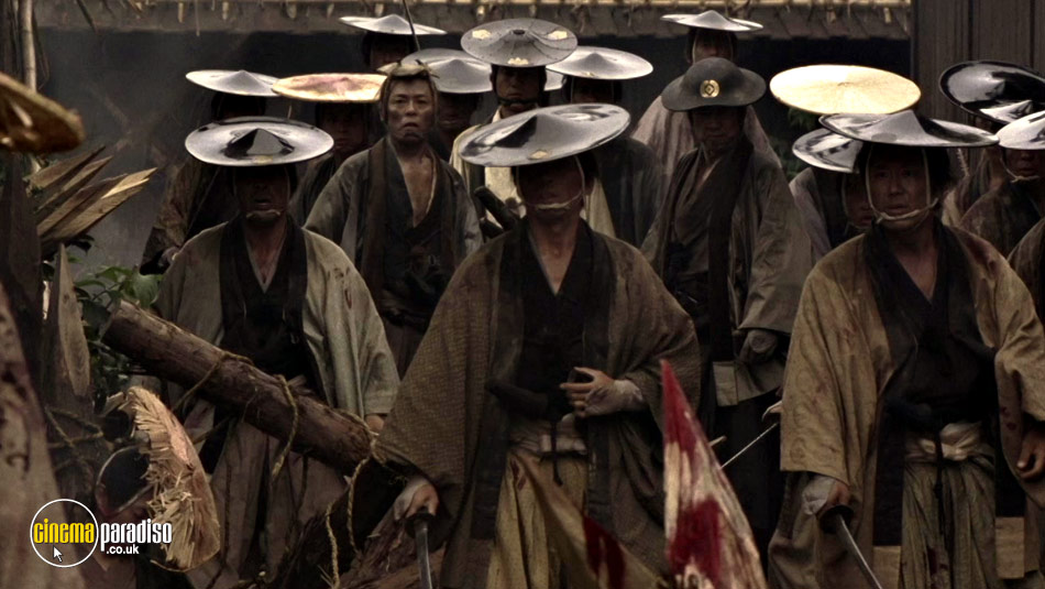 13 Assassins (aka Jûsan-nin no shikaku) online DVD rental