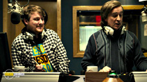A still #13 from Alan Partridge: Alpha Papa with Steve Coogan and Tim Key