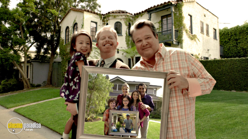 Modern Family: Series 4 online DVD rental