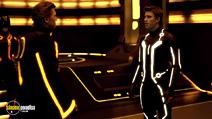 A still #11 from Tron: Legacy with Garrett Hedlund